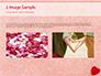 Heart on Pink Background slide 11