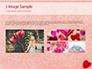 Heart on Pink Background slide 12