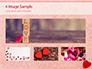 Heart on Pink Background slide 13