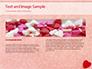 Heart on Pink Background slide 14