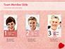 Heart on Pink Background slide 19