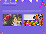 Notebook and Party Decorations slide 12