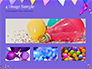 Notebook and Party Decorations slide 13