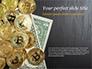 Bitcoins and Dollars slide 1