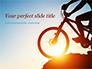 Morning Cycling slide 1