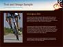 Morning Cycling slide 15