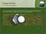 Golf Ball on Grass slide 10