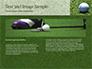 Golf Ball on Grass slide 14