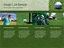 Golf Ball on Grass slide 16