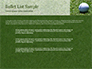 Golf Ball on Grass slide 7