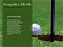Golf Ball on Grass slide 9