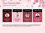 Delicate Sakura Flowers slide 18