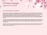 Delicate Sakura Flowers slide 4