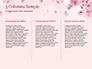 Delicate Sakura Flowers slide 6