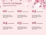 Delicate Sakura Flowers slide 8