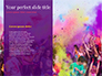 Holi Festival Jugs slide 9