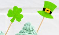 St. Patrick's Day Desserts Presentation Template
