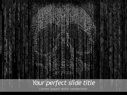 Malware Presentation Template, Master Slide