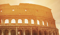The Ancient Roman Colosseum Presentation Template