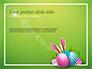 Cute Easter Background slide 1