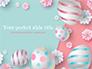 3D Easter Background slide 1