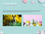 3D Easter Background slide 11