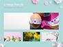 3D Easter Background slide 13