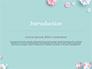 3D Easter Background slide 3