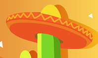 Mexican Fiesta Presentation Template