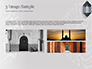 Ramadan Kareem Background with Lanterns slide 12