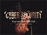 Cyber Security Hacker slide 1
