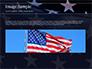 Closeup Photo of USA Flag slide 10