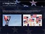 Closeup Photo of USA Flag slide 11