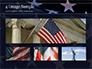 Closeup Photo of USA Flag slide 13