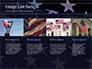 Closeup Photo of USA Flag slide 16