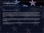 Closeup Photo of USA Flag slide 4