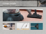Top View of Carpet and Vacuum Cleaner Brush slide 13