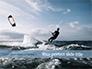 Kitesurfing slide 1