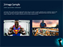 Silhouette of Superman slide 12