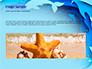 Ocean Paper Cut Style slide 10