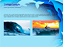 Ocean Paper Cut Style slide 11