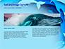 Ocean Paper Cut Style slide 14