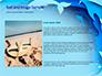 Ocean Paper Cut Style slide 15