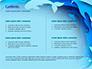 Ocean Paper Cut Style slide 2