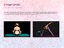 Pink and Blue Mandala Flower Presentation Template slide 11