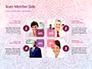 Pink and Blue Mandala Flower Presentation Template slide 20