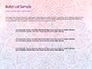 Pink and Blue Mandala Flower Presentation Template slide 7