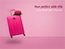 Pink Suitcase slide 1