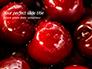 Wet Cherry Closeup slide 1