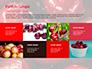 Wet Cherry Closeup slide 17